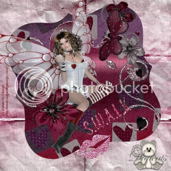 Fairies,Romantic,Fantasy,Valentine's Day