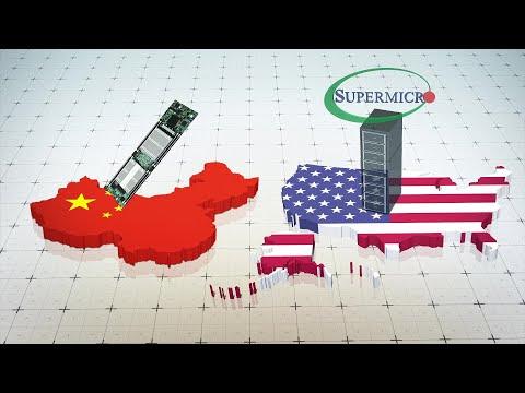 .中國的監控攝影機如何監視美國的軍事基礎