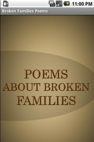 Quotes About Broken Family 36 Quotes