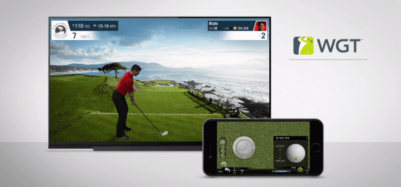 Chromecast will use your smartphone to bring gaming to the living room.