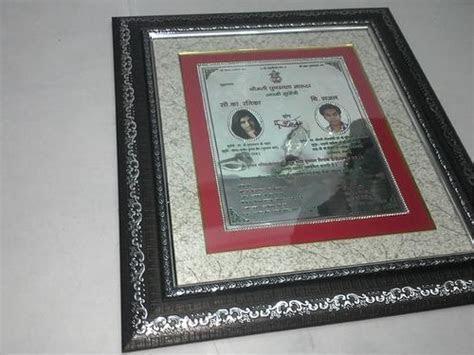 Silver Wedding Cards, Silver Wedding Cards   Karol Bagh