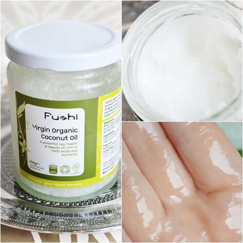 Fushi Virgin Organic Coconut Oil
