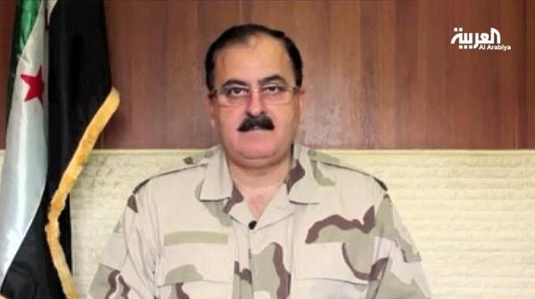 Την κοπάνησε από τη Συρία ο αρχηγός των ανταρτών!