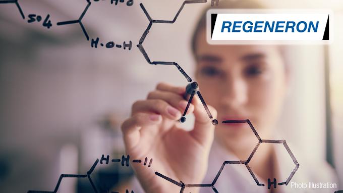 Regeneron's COVID-19 drug effective in early disease stage