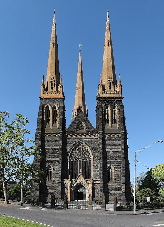 St. Patrick Australia's Church - Catholic believer icon in Melbourne