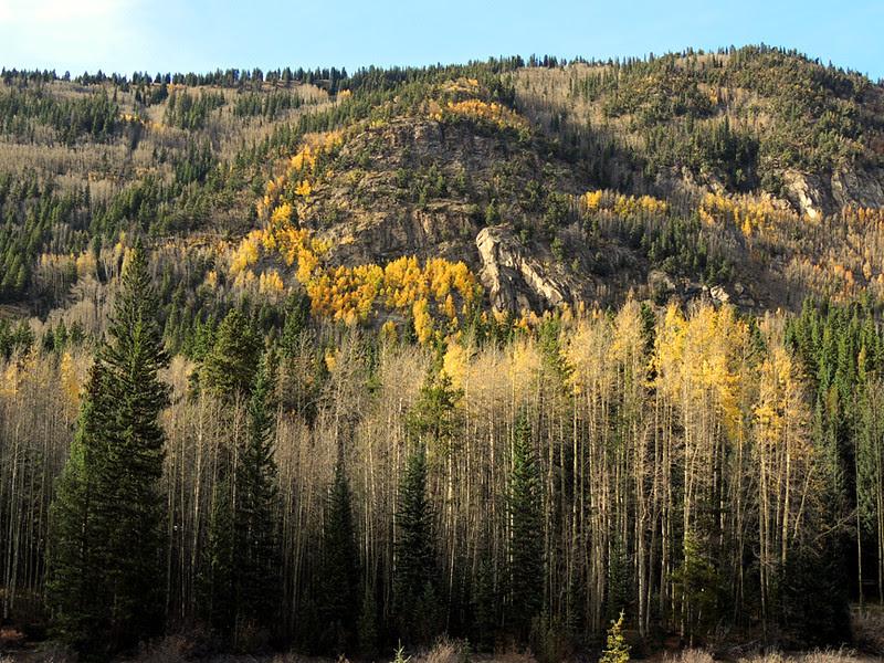 St. Elmo, Sawatch Range, Colorado