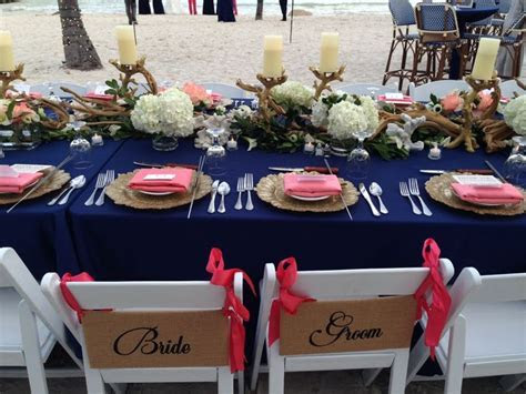 Island Chic wedding decor ? Soiree Key West   Key West