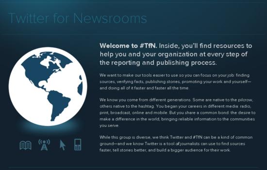 Twitter for Newsrooms – Twitter Media