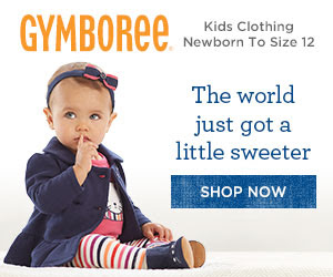 The World Just Got a Little Sweeter at Gymboree