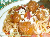 Pinoy Spaghetti Longganisa