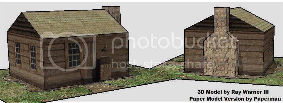 photo wood cabin papercraft via papermau.002_zps4mlbgfpx.jpg