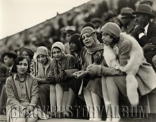 Harlem Sweeties (African American Flappers, 1920's)