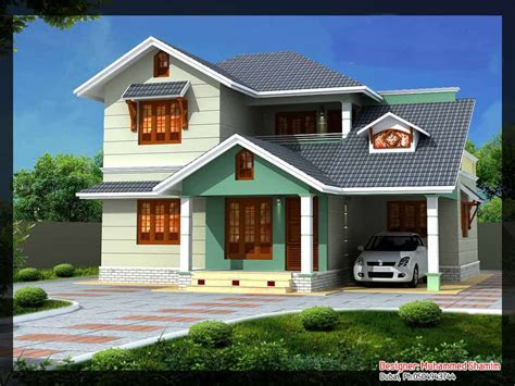 villa design  india  plan  elevation  sqft