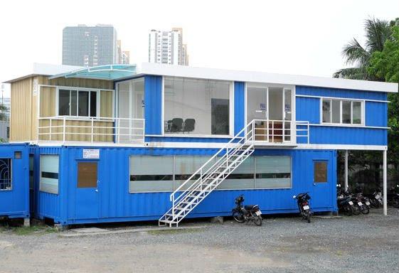 Casas de madera prefabricadas casas prefabricadas de contenedores - Casas prefabricadas de contenedores ...