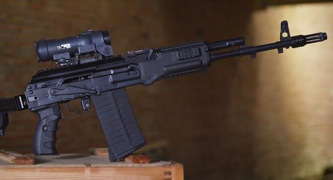 Substituição do Kalashnikov? Rússia está desenvolvendo novo fuzil de assalto