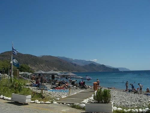 votsala beach paleohora hania chania