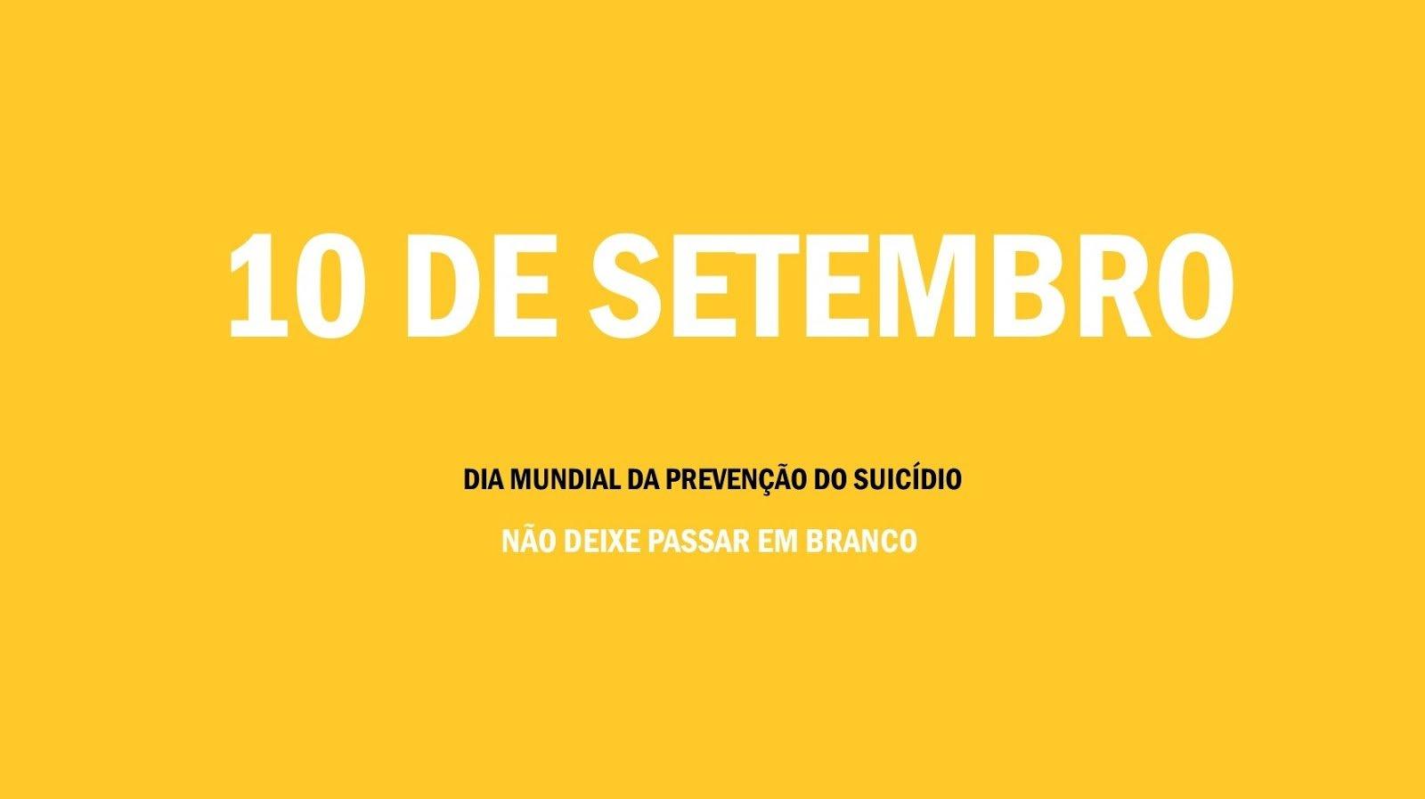 Resultado de imagem para setembro mês amarelo contra suicidio