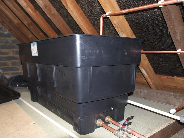 cold water tank