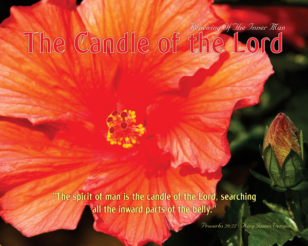 07   The Candle Of The Lord   Renewing Of The Inner Man