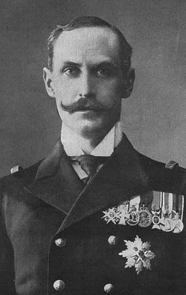 His Majesty King Haakon VII