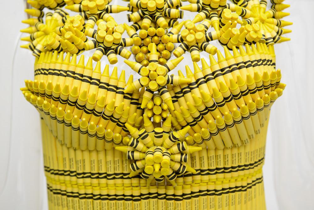 """Unmellow Yellow"" by Nanette Lepore"