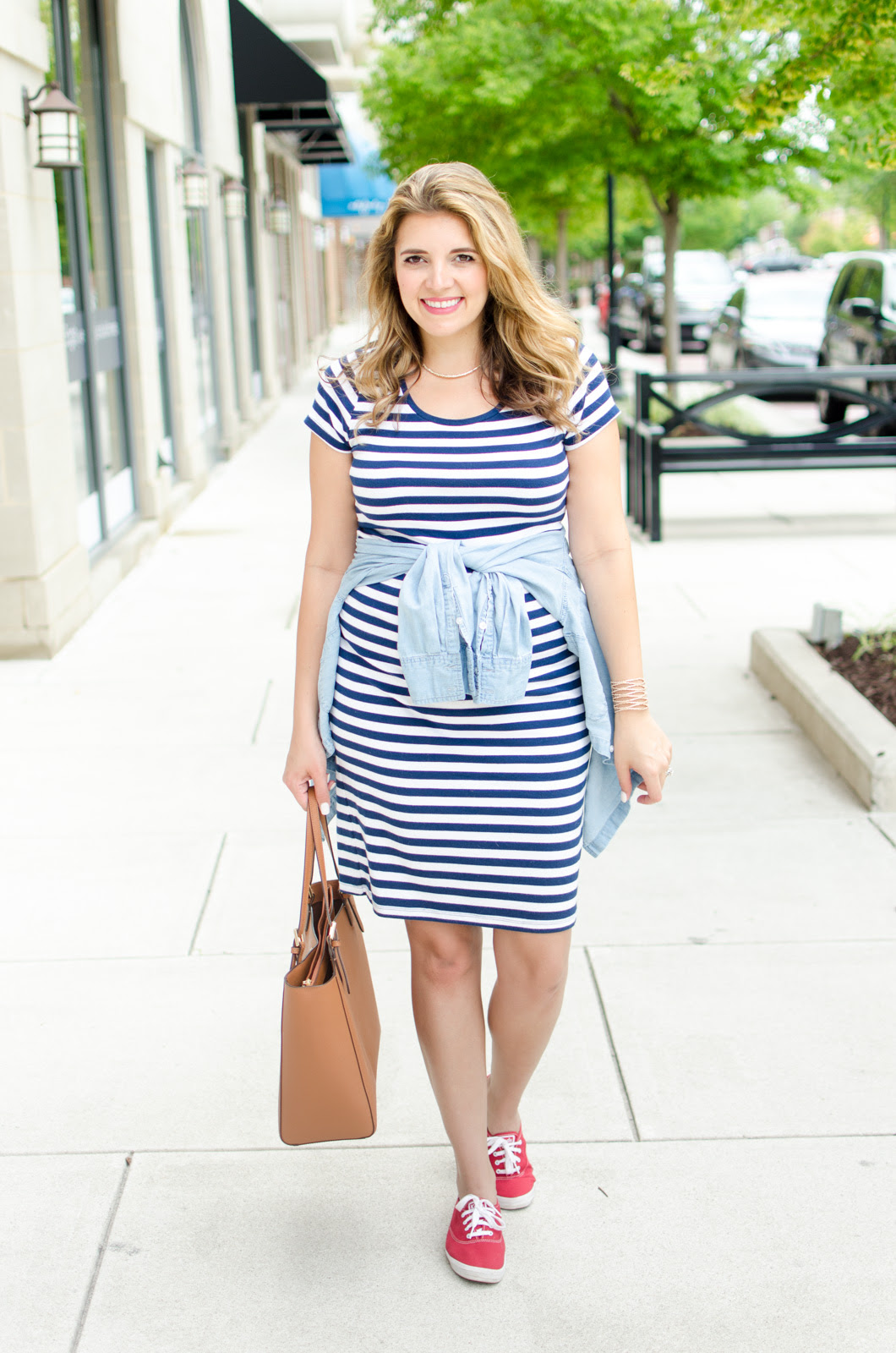 4th of july maternity outfit lauren m