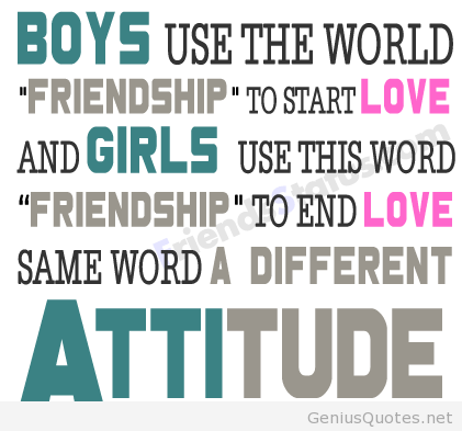 Quotes About Attitude In Love 82 Quotes