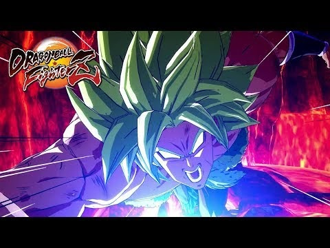 Second fighter pass of Dragon Ball FighterZ is complete