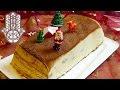 Recette Buche De Noel Dans Moule Gouttiere