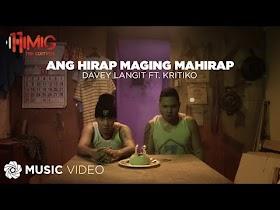 Ang Hirap Maging Mahirap by Davey Langit feat. Kritiko [Music Video]