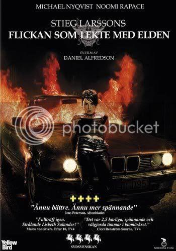 Flickan Som Lekte Med Elden Millennium 2 - A Rapariga que Sonhava com uma Lata de Gasolina e um Fósforo