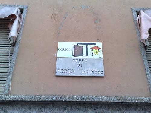 Corso di Porta Ticinese by durishti