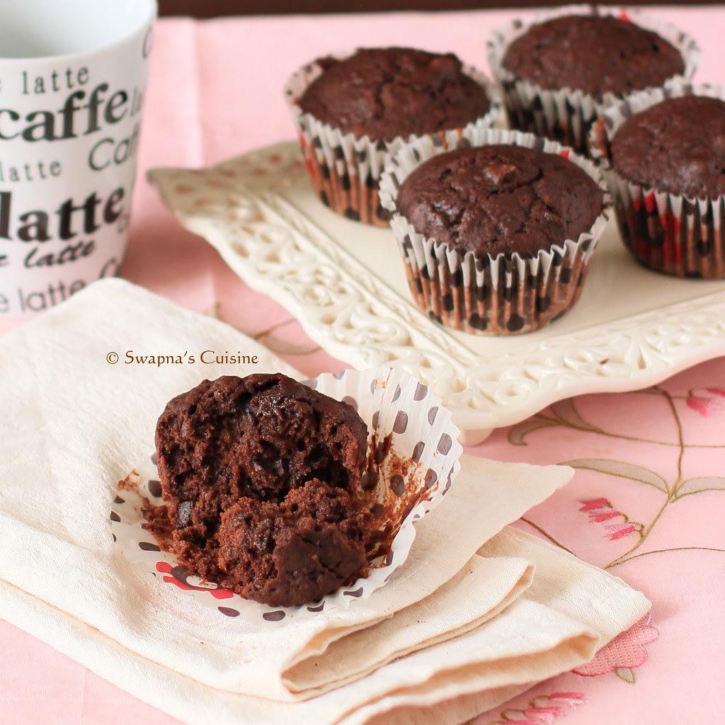 Chocolate Brownie Cupcake Recipe