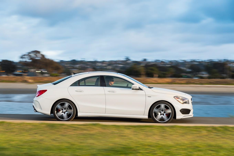 2015 Mercedes-Benz CLA250 4Matic - Long-Term Update 1 ...