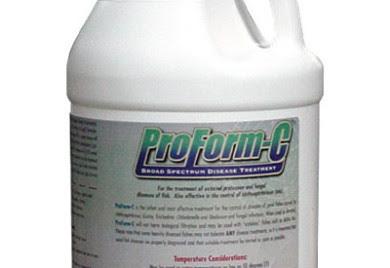 Pond Fish Supplies: ProForm C - Pond Fish Health Care - Pond Fish