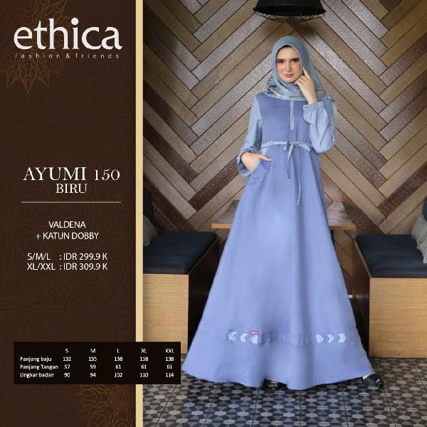 Busana Muslim Ethica 2019 Hijabfest