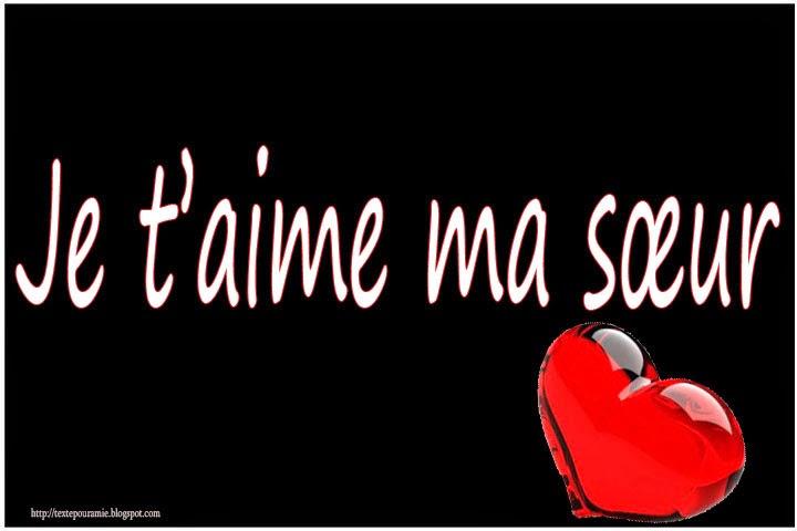 Citation Mon Amie Ma Soeur