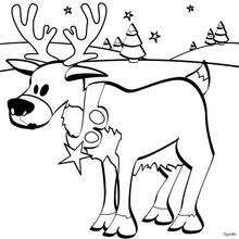 Dibujos De Navidad Para Colorear 357 Imagenes Navidenas Para