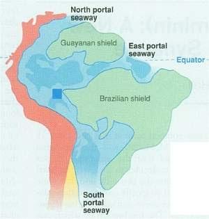 Bacia Amazônica pode ter sido