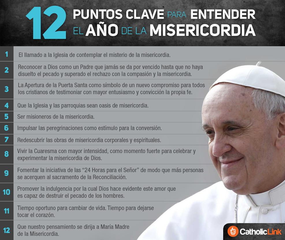 12 misericordia