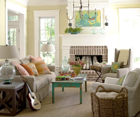 No-Fail Living Room Arranging Trick