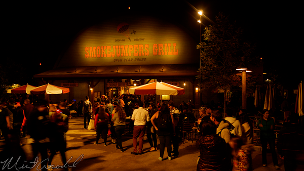 Disneyland Resort, Disneyland60, 60, Anniversary, 24, Hour, Party, Celebration, Kick, Off, Disney California Adventure, Grizzly, Peak, Airfield, Smokejumpers Grill