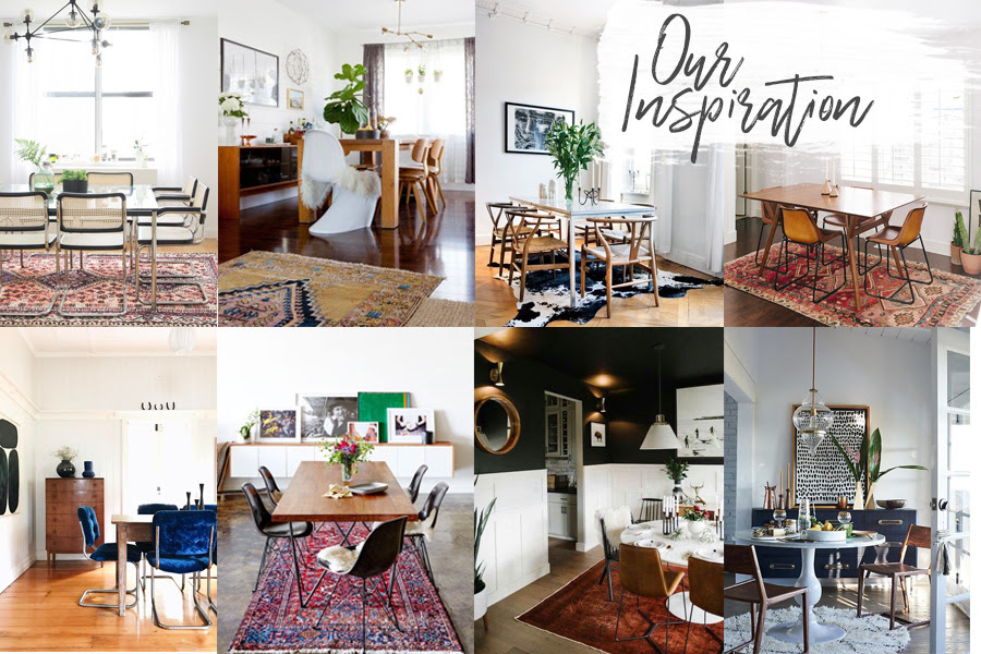 Get The Look Effortless Bohemian Dining Room Paula Ables Interiors