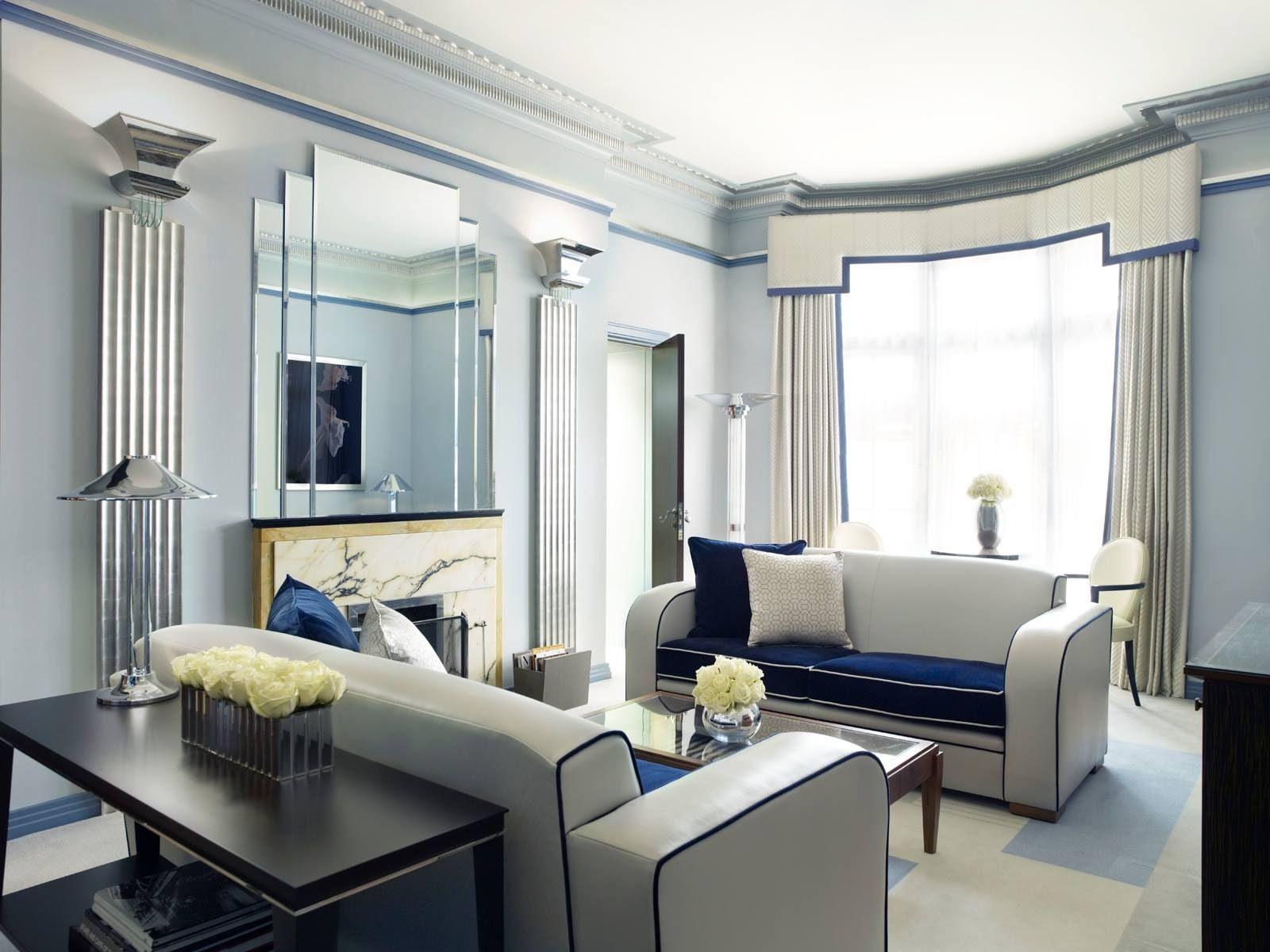 29+ Art Deco Apartment Living Room Pics