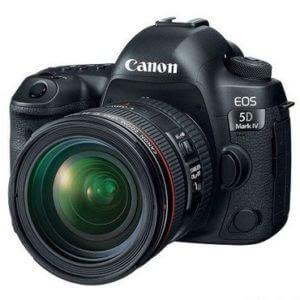 Canon EOS 5D Mark IV - kamera DSLR terbaik