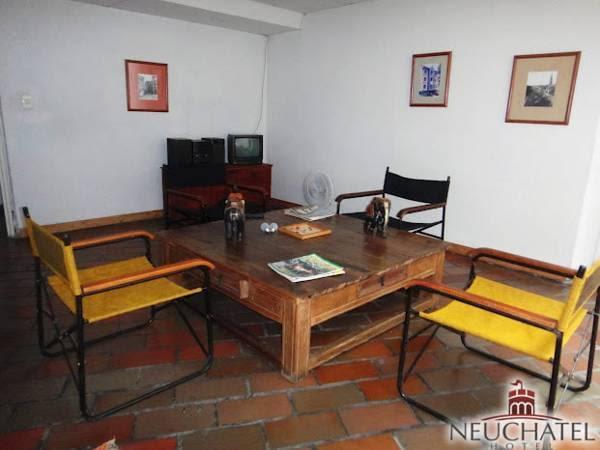 Review Hotel Neuchabel