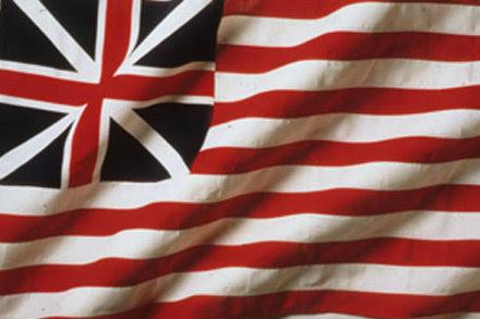 The Grand Union Flag