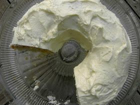Vegan Thyme: Vegan Lemon Bundt Cake with Fluffy Lemonade Buttercream Frosting (Learning to See . . . Again)