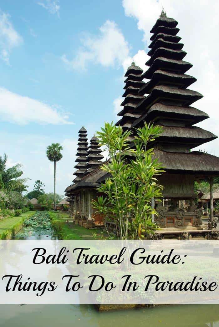 Bali Travel Guide   Top Tips for a Holiday inwards Bali Bali Travel Attractions Map and Things to do in Bali: 95 BALI TRAVEL  UK