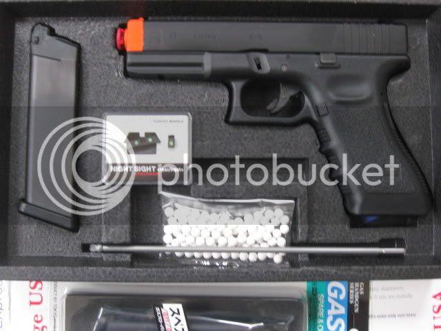 inside G17 box